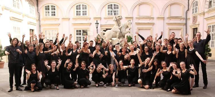 7. Serbia Youth mixed choir J Marinkovic