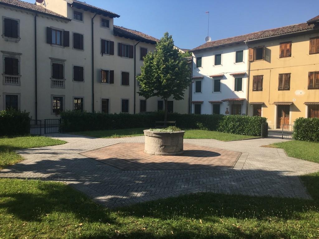 Palmanova Piazza Garibaldi
