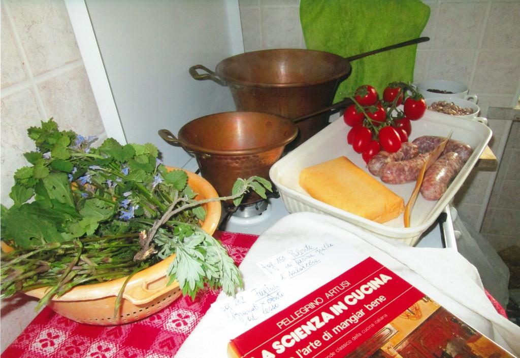 232 - 385 adnaw fagioli - salsicce