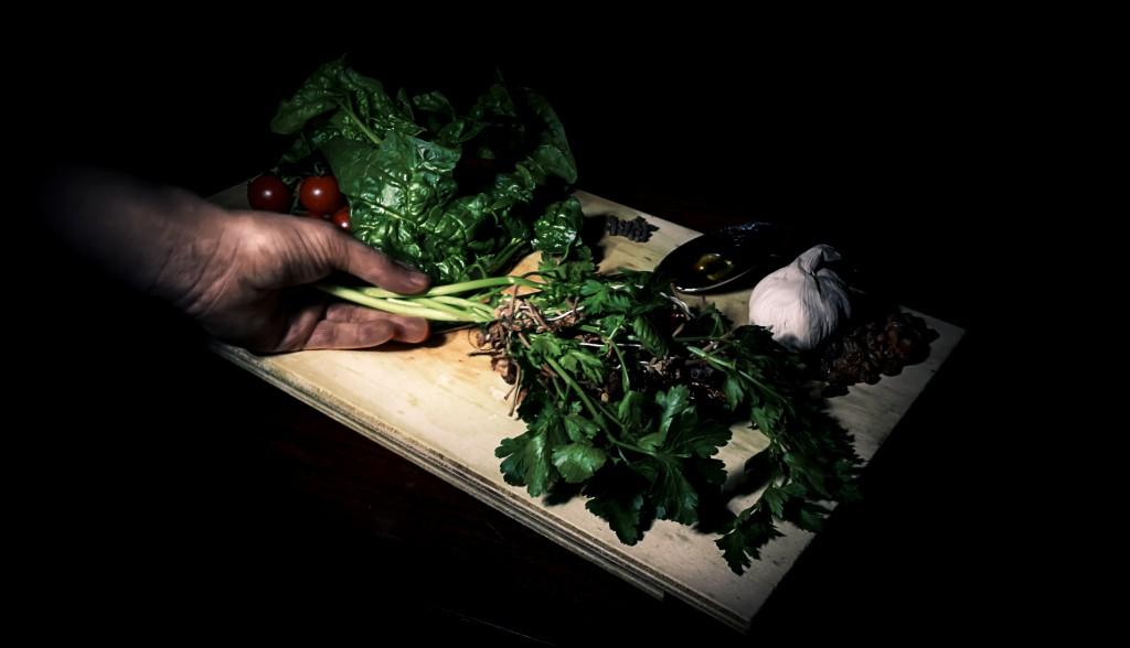 449 SMUDR Spinaci di magro all'uso di Romagna