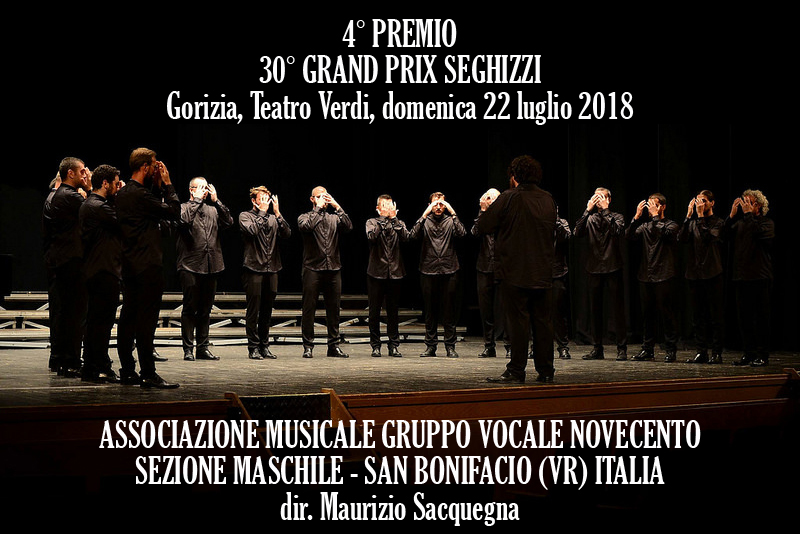 GP 4 Italia Novcento