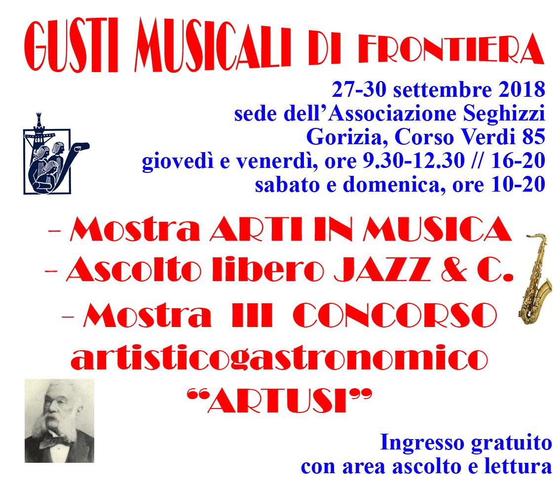 GUSTI MUSICALI DI FRONTIERA