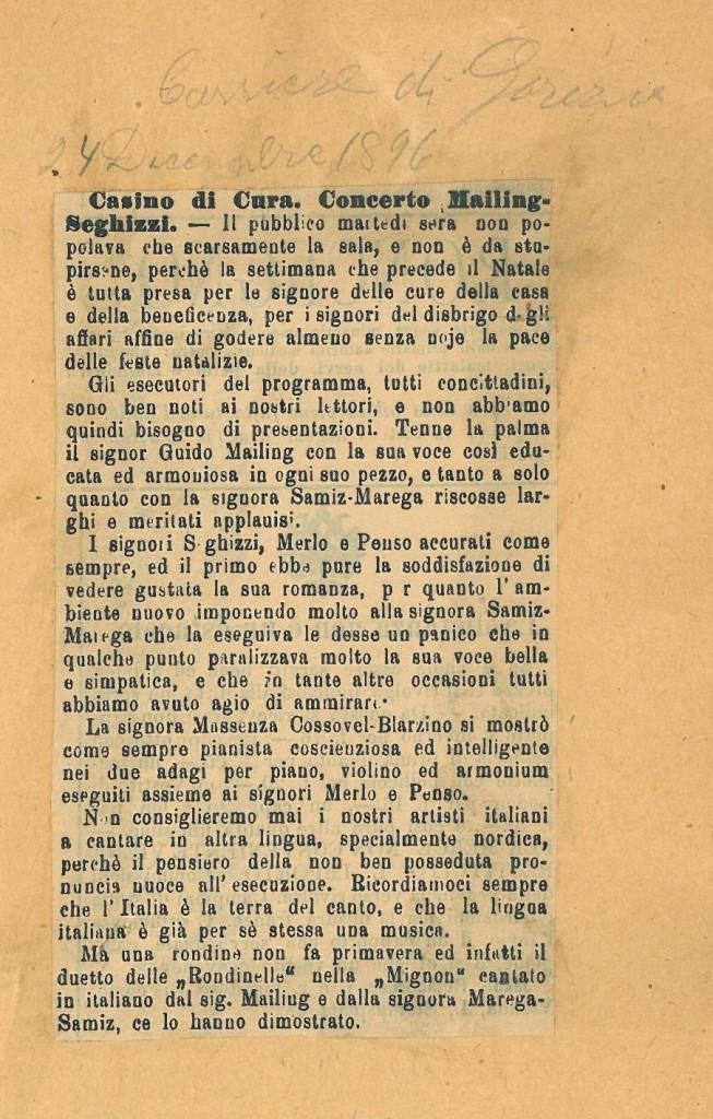 1896 12 24 Memorie 24 - concerto del 22