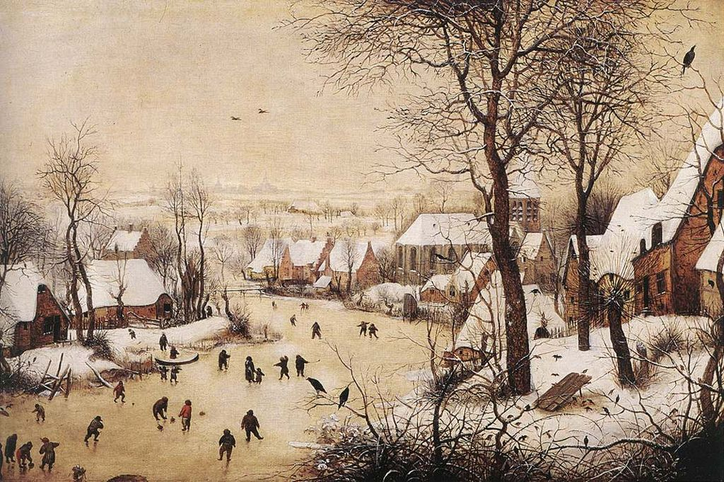 Pieter_Bruegel_the_Elder_-_Winter_Landscape_with_Skaters_and_Bird