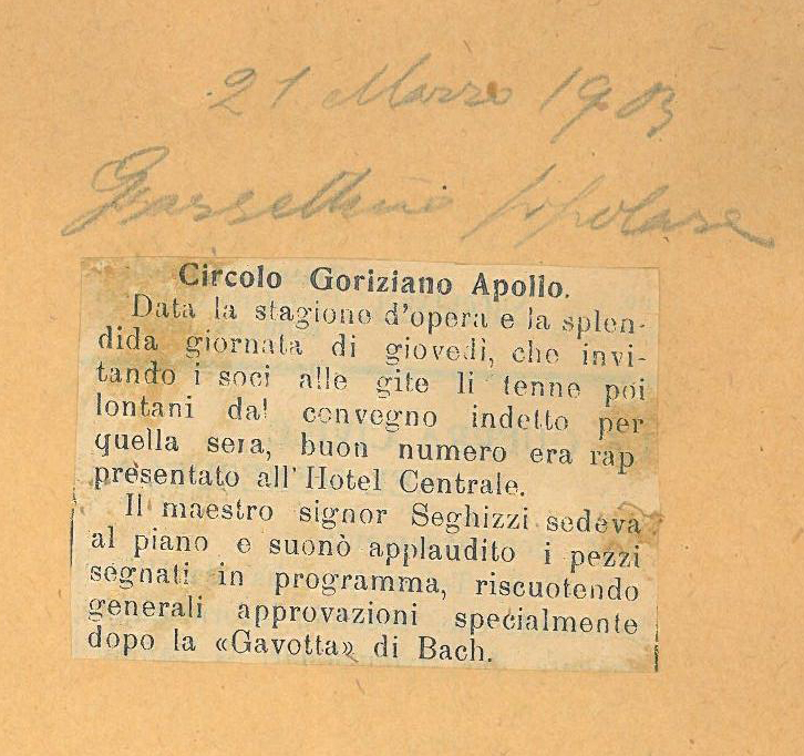 3 - 1903 03 21 Memorie 12