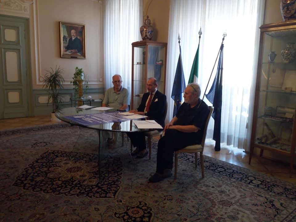 conferenza stampa Seghizzi 2019 a